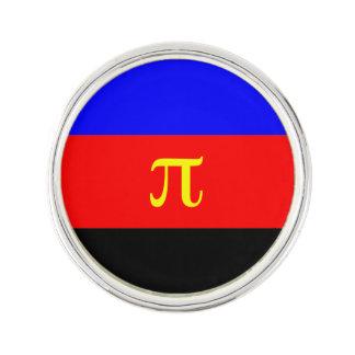 Bandera del orgullo de Polyamory Pin