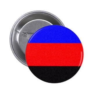 Bandera del orgullo de Polyamory Pin Redondo De 2 Pulgadas