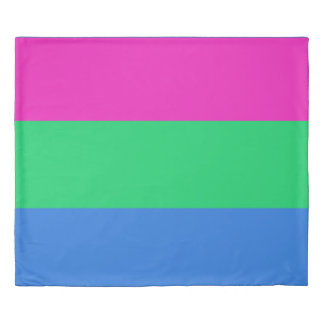 Bandera del orgullo de Polysexual