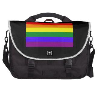 Bandera del orgullo del Bolso-Gay del ordenador Bolsa Para Ordenador