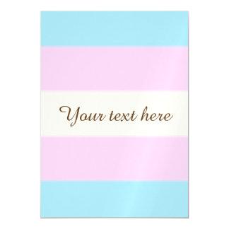 Bandera del orgullo del transexual de Falln Invitaciones Magnéticas
