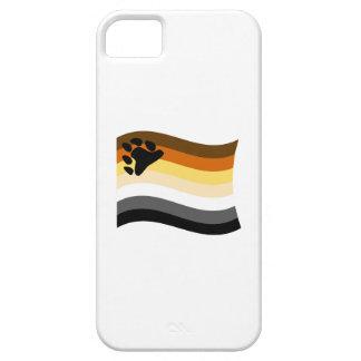 BANDERA DEL OSO QUE AGITA - PNG iPhone 5 Case-Mate PROTECTORES