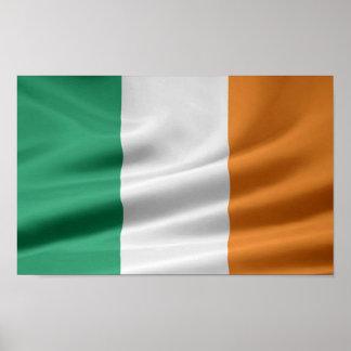 BANDERA del poster de IRLANDA