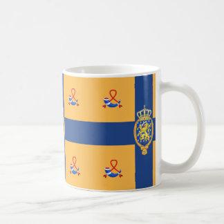 Bandera del Reino de los Países Bajos Taza Clásica