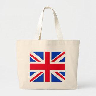 Bandera del Reino Unido Bolsas