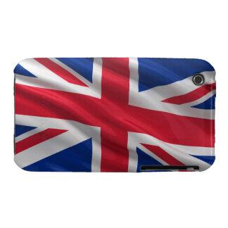 Bandera del Reino Unido Case-Mate iPhone 3 Protector