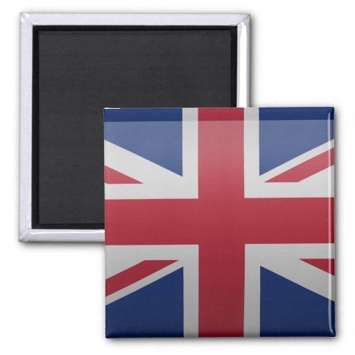 Bandera del Reino Unido Imanes Para Frigoríficos