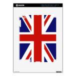 Bandera del Reino Unido iPad 3 Skins