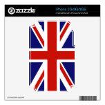 Bandera del Reino Unido iPhone 3 Skin
