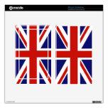Bandera del Reino Unido Kindle Fire Skins