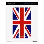 Bandera del Reino Unido NOOK Color Skins
