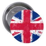 Bandera del Reino Unido o de Union Jack Pin