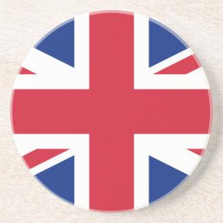 Bandera del Reino Unido Posavasos Manualidades