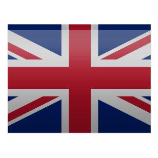 Bandera del Reino Unido Postales