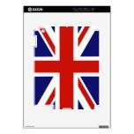 Bandera del Reino Unido Skin Para El iPad 2