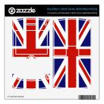 Bandera del Reino Unido Skins Para BlackBerry 8830