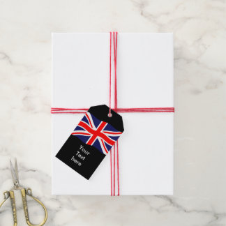 Bandera del Reino Unido + sus ideas Etiquetas Para Regalos