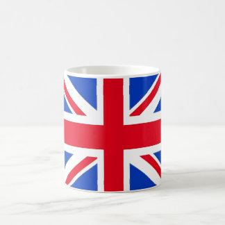 Bandera del Reino Unido Taza