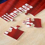 Bandera del rompecabezas de Filipinas
