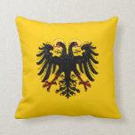 Bandera del Sacro Imperio Romano Almohada