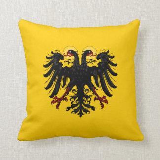 Bandera del Sacro Imperio Romano Cojín