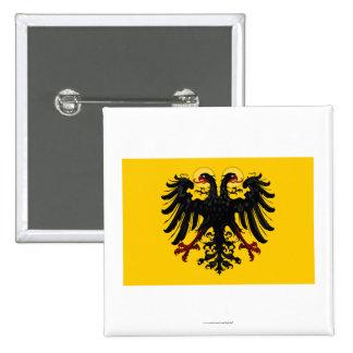 Bandera del Sacro Imperio Romano Pins
