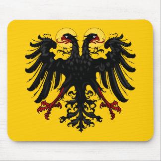 Bandera del Sacro Imperio Romano Tapetes De Ratón
