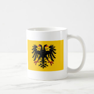 Bandera del Sacro Imperio Romano Taza