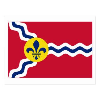 Bandera del Saint Louis Postal