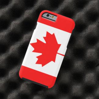 Bandera del SE de Canadá Funda De iPhone 6 Tough