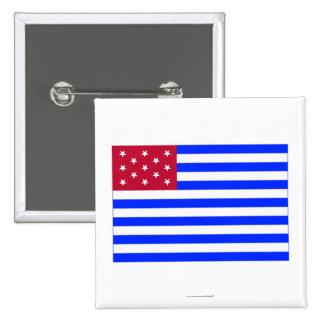 Bandera del sedero del fuerte pin