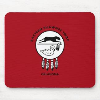 Bandera del Shawnee del este Alfombrilla De Ratones