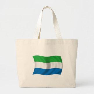Bandera del Sierra Leone Bolsas