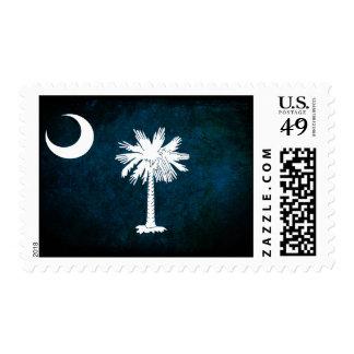 Bandera del sur de Carolinan; Sellos Postales