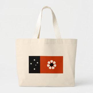 Bandera del Territorio del Norte de Australia Bolsa Tela Grande