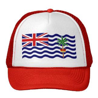 Bandera del territorio del Océano Índico británico Gorro