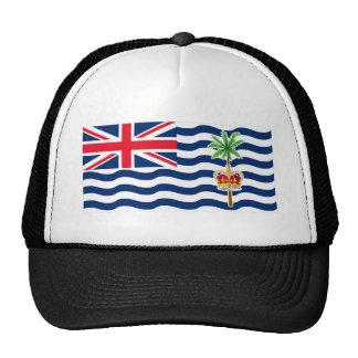 Bandera del territorio del Océano Índico británico Gorras De Camionero