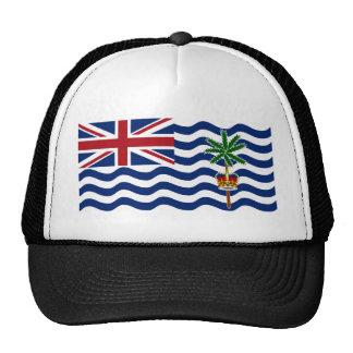 Bandera del territorio del Océano Índico británico Gorra