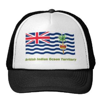 Bandera del territorio del Océano Índico británico Gorro De Camionero
