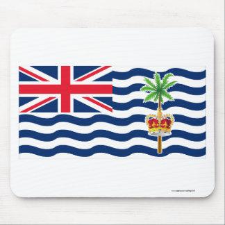 Bandera del territorio del Océano Índico británico Mouse Pad