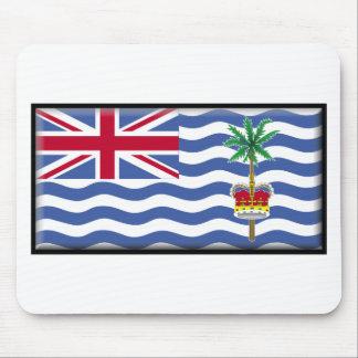 Bandera del territorio del Océano Índico británico Mouse Pads
