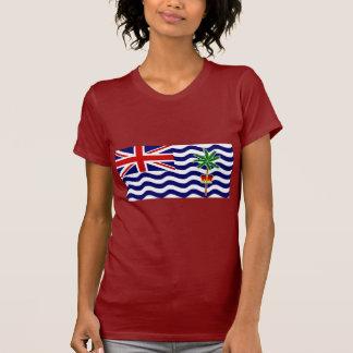 Bandera del territorio del Océano Índico británico Tee Shirt