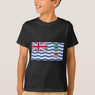 Bandera del territorio del Océano Índico británico Playera