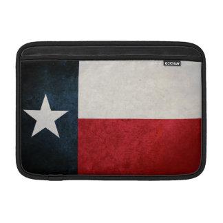 Bandera del Texan Funda MacBook