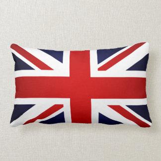 bandera del Union Jack - Gran Bretaña Británicos U Almohada