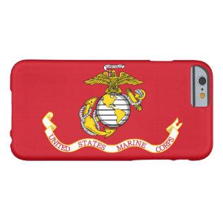Bandera del USMC Funda Para iPhone 6 Barely There