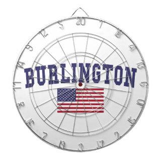Bandera del VT los E.E.U.U. de Burlington