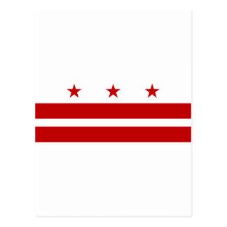 Bandera del Washington DC Postal