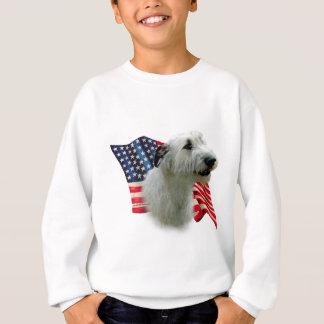 Bandera del Wolfhound irlandés Camisas