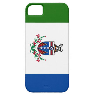 Bandera del Yukón (Canadá) iPhone 5 Carcasas